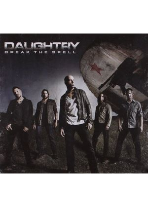 Daughtry - Break the Spell (Music CD)