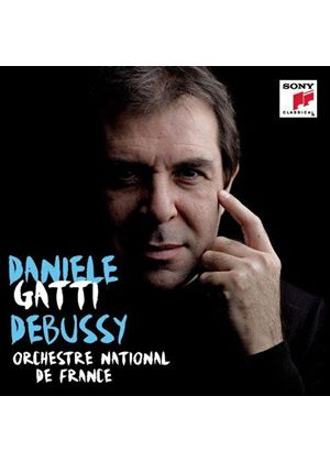 Daniele Gatti Conducts Debussy (Music CD)