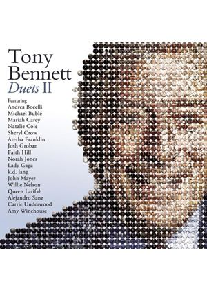 Tony Bennett - Duets II (Music CD)