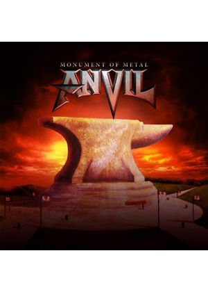 Anvil - Monument of Metal (The Very Best of Anvil) (Music CD)