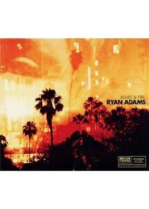 Ryan Adams - Ashes & Fire (Music CD)