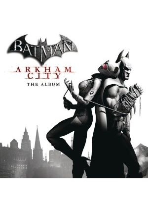 Batman - Arkham City Original Soundtrack (Music CD)
