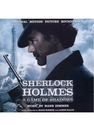 Hans Zimmer - Sherlock Holmes (A Game of Shadows [Original Motion Picture Soundtrack]/Original Soundtrack) (Music CD)