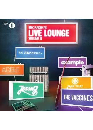 Various Artists - BBC Radio 1 Live Lounge 6 (2 CD) (Music CD)