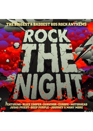 Various Artists - Rock the Night! (Music CD)