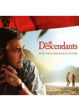 Soundtrack - Descendants [Original Motion Picture Soundtrack] (Original Soundtrack) (Music CD)