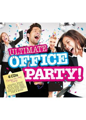 Various Artists - Ultimate Office Party! (Music CD)