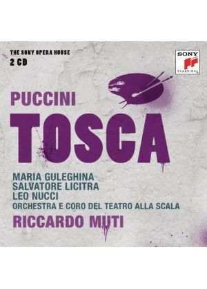 Puccini: Tosca (Music CD)