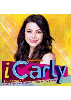 Soundtrack - iCarly (iSoundtrack II [Original TV Soundtrack]/Original Soundtrack) (Music CD)