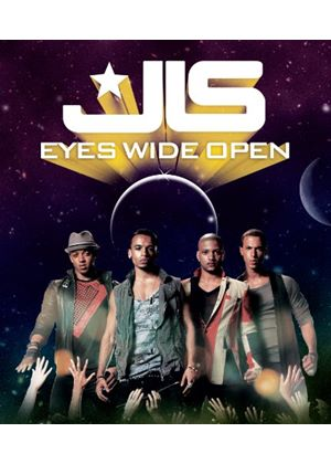 JLS - Eyes Wide Open