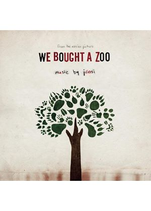 Original Soundtrack (Jonsi) - We Bought A Zoo (Motion Picture Soundtrack) (Music CD)