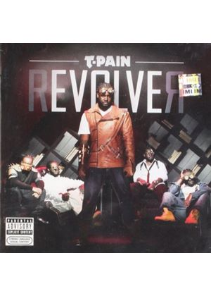 T-Pain - rEvolver (Music CD)