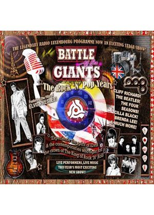 Various Artists - Battle of the Giants (Music CD)