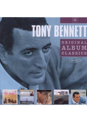 Tony Bennett - Original Album Classics (Music CD)