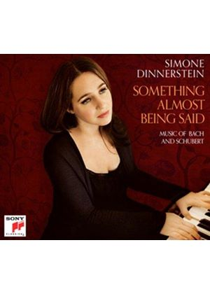 Something Almost Being Said (Music CD)