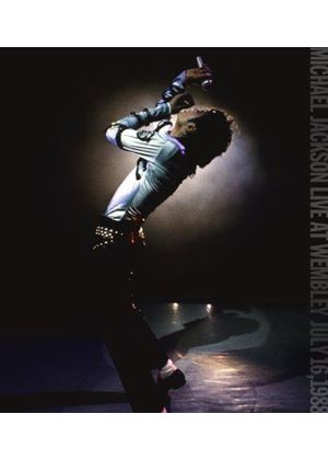 Michael Jackson - Bad (Live at Wembley, 7/16/1988/Live Recording/+DVD)