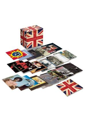 Various Artists - Great British Albums (Music CD)