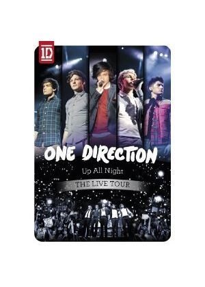 One Direction - UP ALL NIGHT - THE LIVE TOUR (Blu Ray)