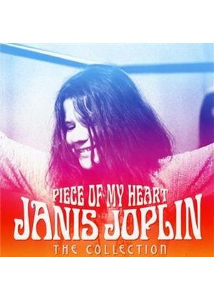 Janis Joplin - Piece of My Heart (The Collection) (Music CD)