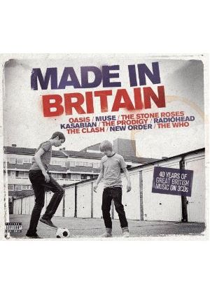 Various Artists - Made in Britain (Music CD)