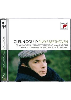 Beethoven: 32 Variations (Music CD)