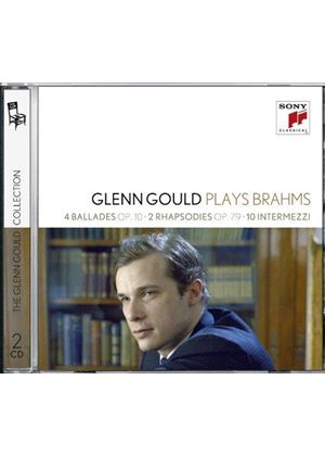 Brahms: 4 Ballads (Music CD)