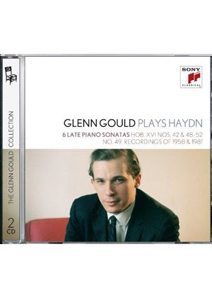 Haydn: 6 Late Piano Sonatas (Music CD)