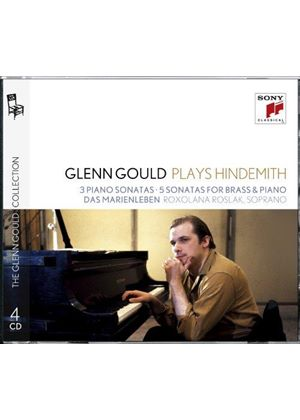 Hindemith: 3 Piano Sonatas (Music CD)