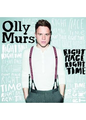 Olly Murs - Right Place Right Time (Music CD)