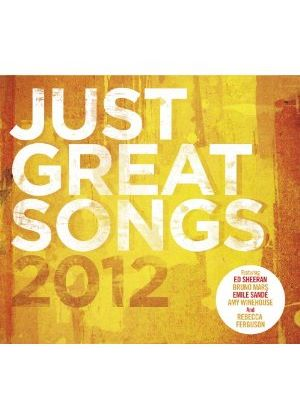 Various Artists - Just Great Songs 2012 (Music CD)