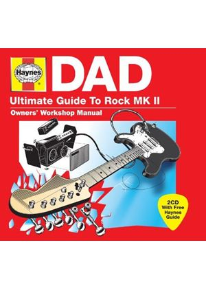 Various Artists - Haynes Ultimate Guide to Rock (Dad 2.0) (Music CD)