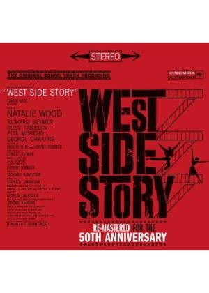 West Side Story Cast Ensemble - West Side Story [Original Soundtrack] (Original Soundtrack/Film Score) (Music CD)