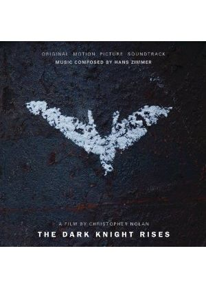 Hans Zimmer - Dark Knight Rises [Original Motion Picture Soundtrack] (Original Soundtrack) (Music CD)
