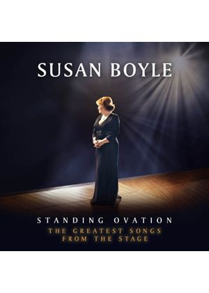 Susan Boyle - Standing Ovation: The Greatest Songs from the Stage (Music CD)