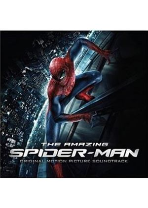 James Horner - Amazing Spider-Man [Original Motion Picture Soundtrack] (Original Soundtrack) (Music CD)