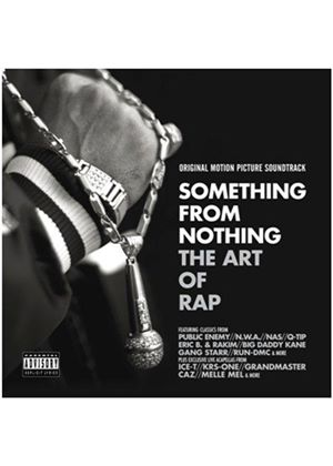 Various Artists - Something from Nothing (The Art of Rap [Original Motion Picture Soundtrack]/Original Soundtrack) (Music CD)