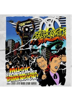 Aerosmith - Music from Another Dimension (Music CD)
