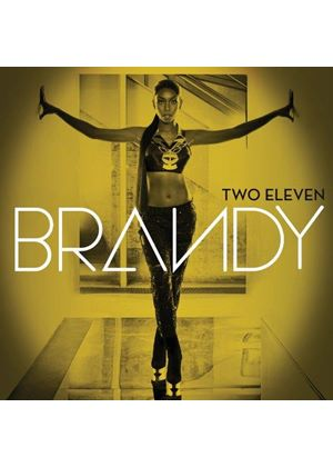 Brandy - Two Eleven (Music CD)