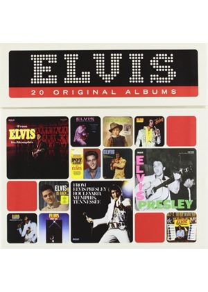 Elvis Presley - Perfect Elvis Presley Collection (Box Set) (Music CD)