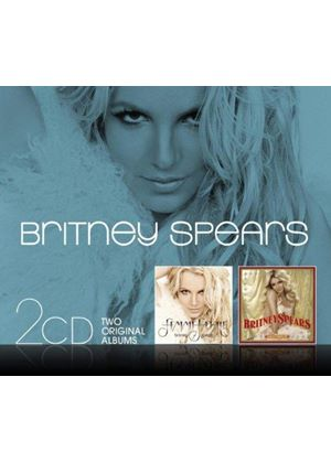 Britney Spears - Femme Fatale/Circus (Music CD)