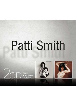 Patti Smith - Horses/Easter (Music CD)