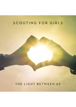 Scouting for Girls - Light Between Us (Music CD)