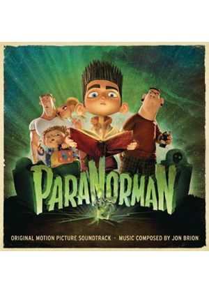 ParaNorman [Original Motion Picture Soundtrack] (Music CD)