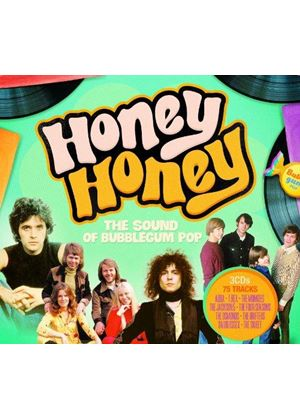 Various Artists - Honey Honey (Music CD)