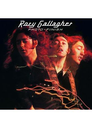 Rory Gallagher - Photo-Finish (Music CD)