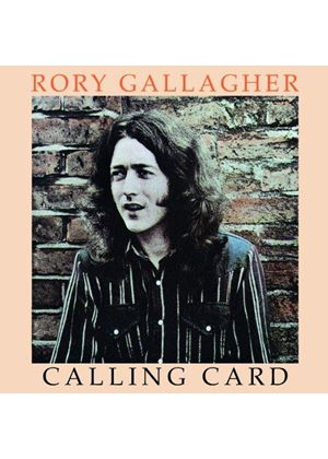 Rory Gallagher - Calling Card (Music CD)