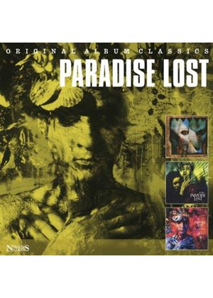 Paradise Lost - Original Album Classics (Music CD)