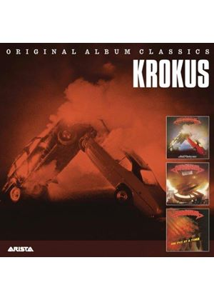 Krokus - Original Album Classics (Music CD)