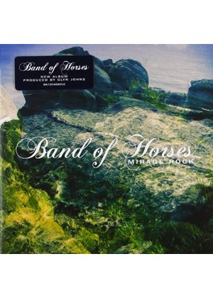 Band of Horses - Mirage Rock (Music CD)