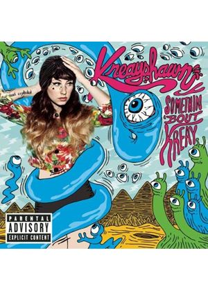 Kreayshawn - Somethin 'bout Kreay (Music CD)